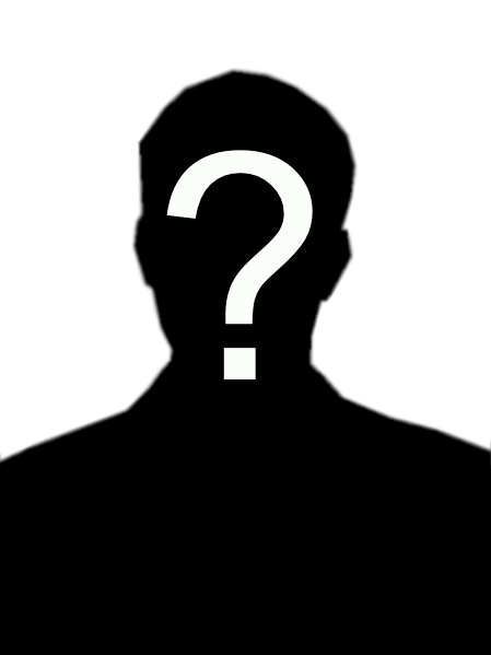 Mystery clipart confused person Png Fundraising Incentive Person Big