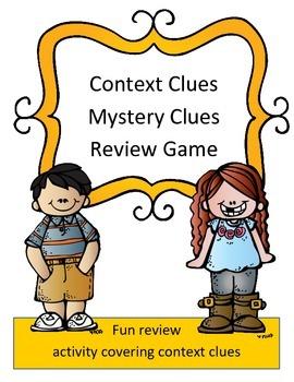 Mystery clipart context clue  Reading Mystery Teaching Teachers
