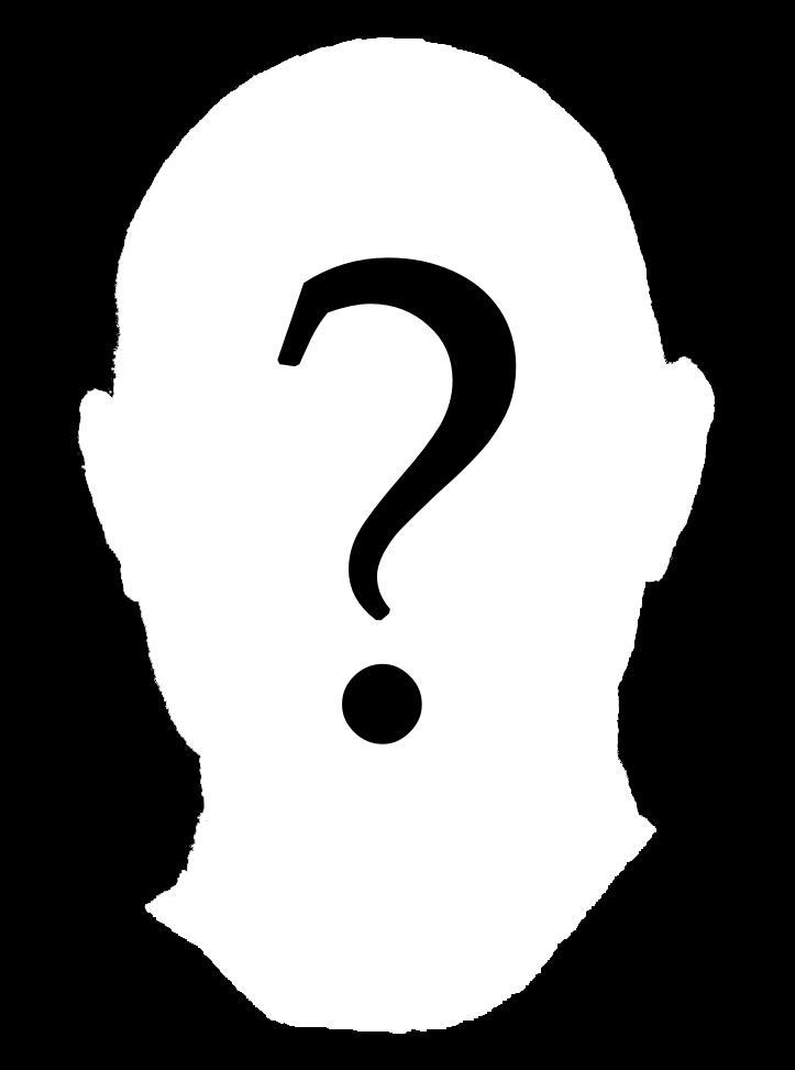 Mystery clipart face #3
