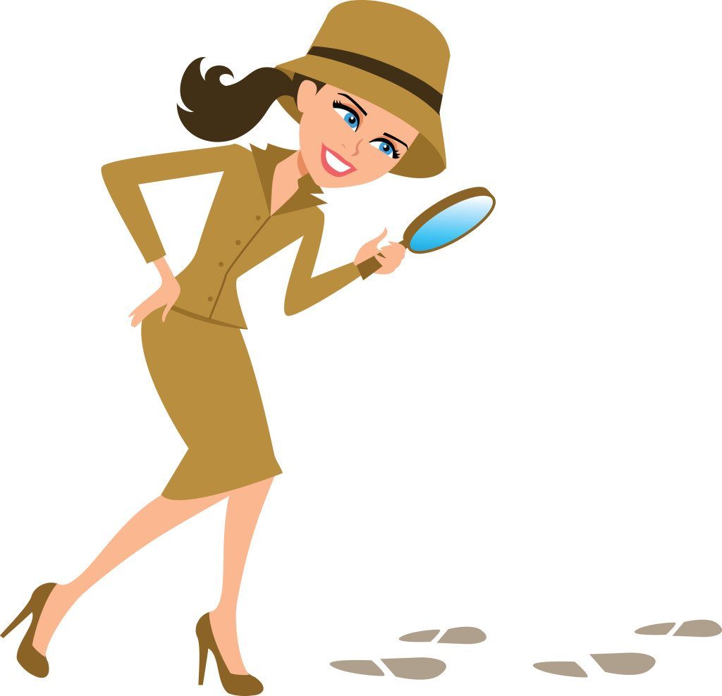 Mystery clipart female detective A than Nancy any of