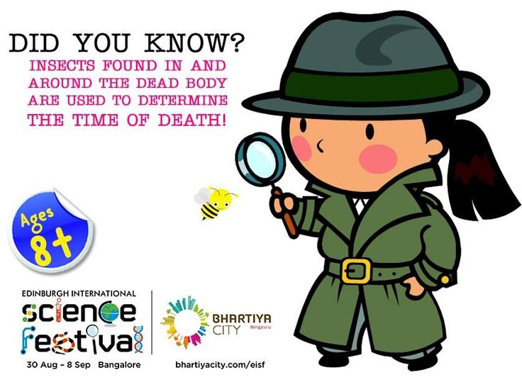 Mystery clipart forensic science Science Crime science Edinburgh Bangalore