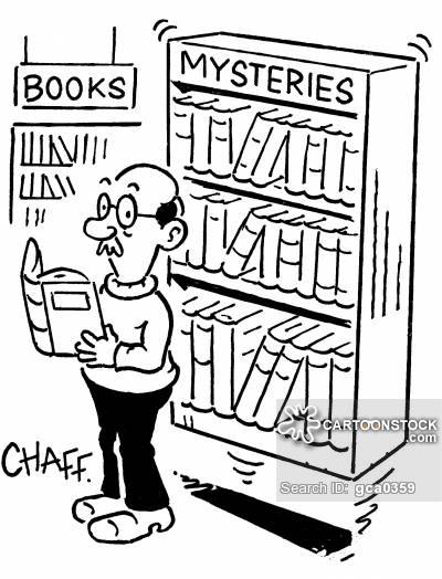 Mystery clipart funny Picture Novels Mystery Comics Novels