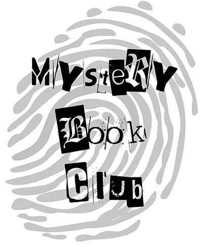 Mystery clipart mystery book #12