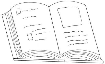 Mystery clipart mystery book #15