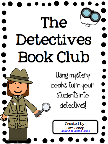 Mystery clipart mystery book #9