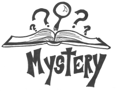 Mystery clipart mystery book #6