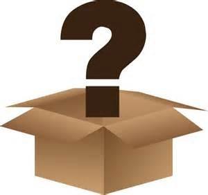 Mystery clipart mystery box #12