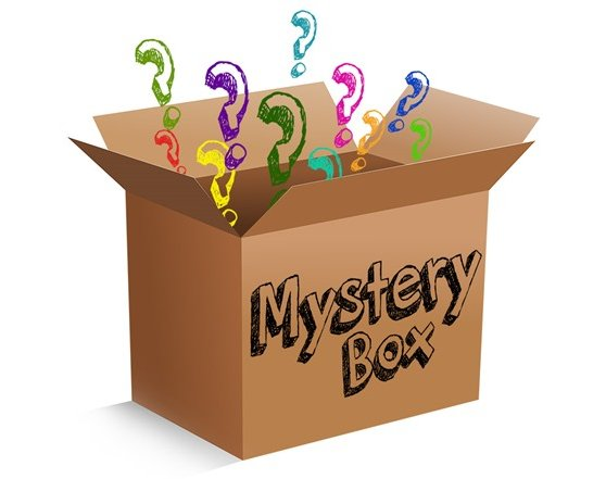 Mystery clipart mystery box #7