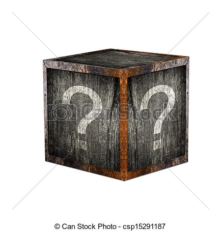 Mystery clipart mystery box #8