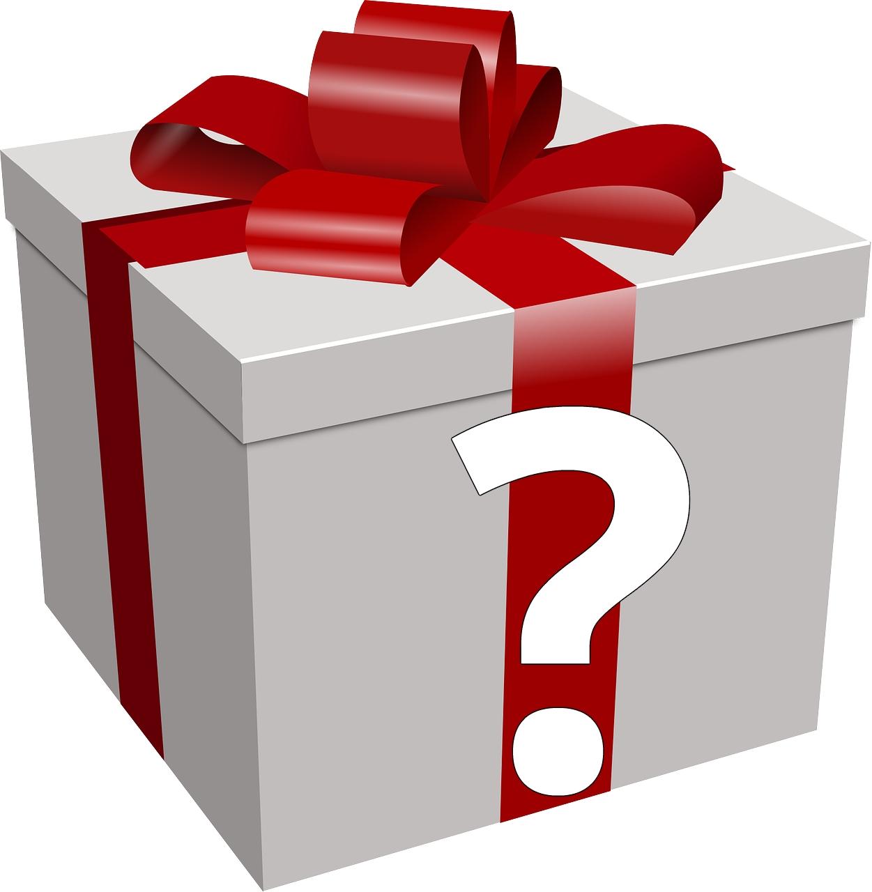 Mystery clipart mystery box #11