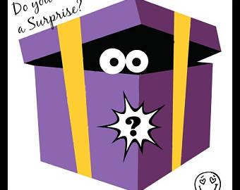 Mystery clipart mystery box #13