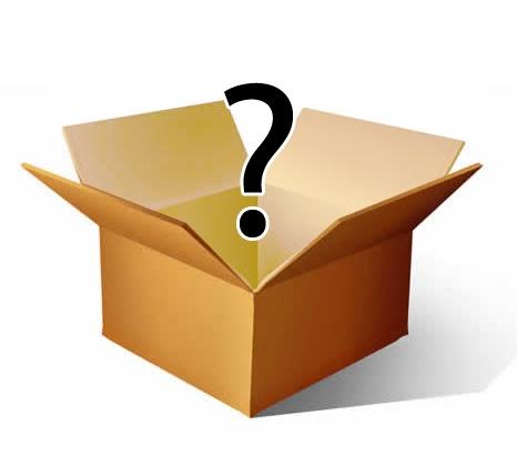 Mystery clipart mystery box #10