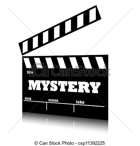 Mystery clipart mystery genre #7