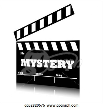 Mystery clipart mystery genre #12