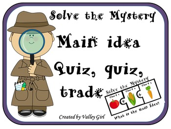 Mystery clipart quiz competition #5