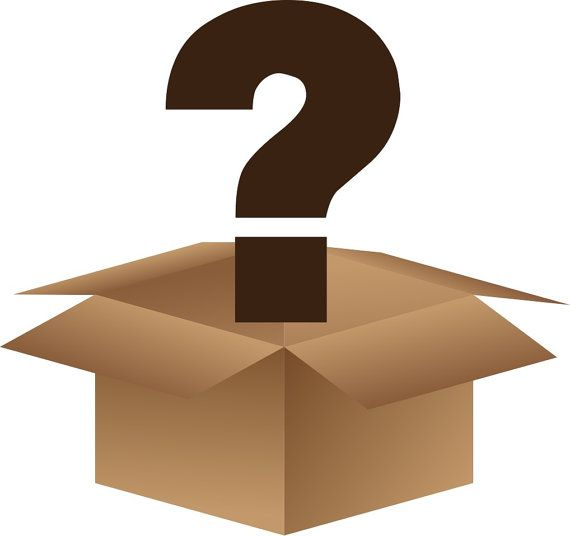 Mystery clipart surprise box #8