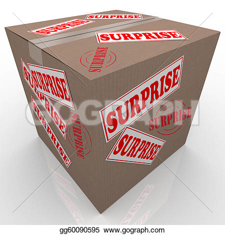 Mystery clipart surprise box #5