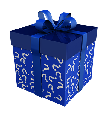 Mystery clipart surprise box #4