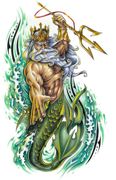 Zeus clipart king neptune Roman Best mythology for mythology