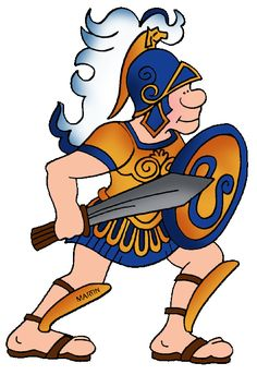 Ancient clipart athenian #11