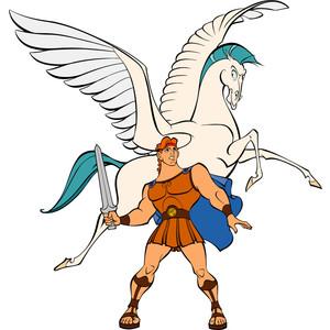 Mythology clipart disney Com Hercules Disney Clipart Polyvore