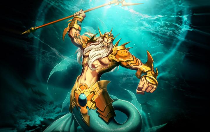 Mythology clipart greek king Poseidon Picture God Art (Neptune)