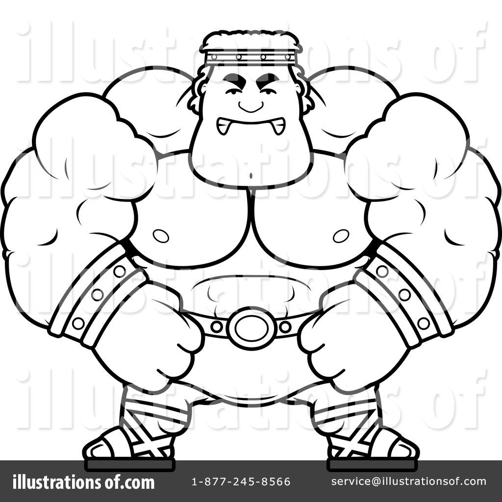 Mythology clipart hercules #1244648 Clipart Illustration Thoman Cory