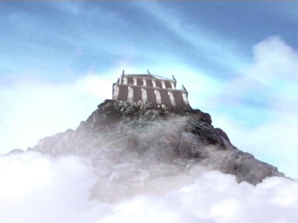 Mythology clipart mount olympus  mythology 3 Greek brothers