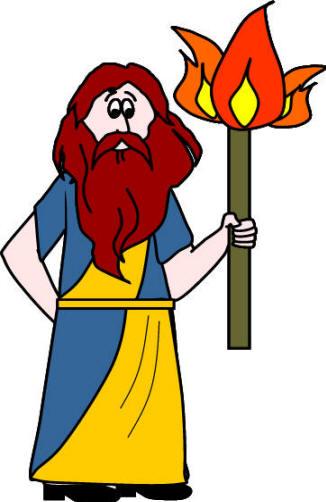 Zeus clipart titan How Men greek to mythology