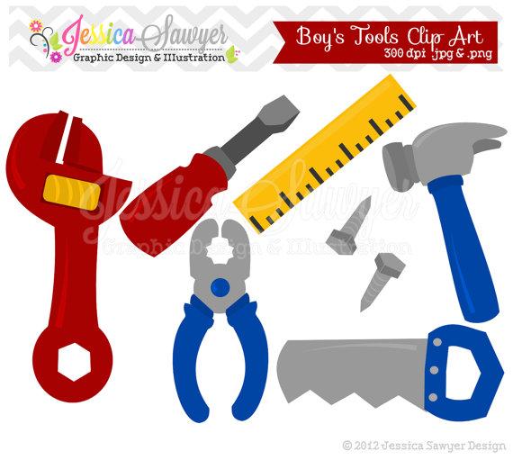 Nail clipart builder tool #8