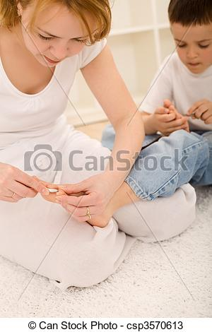 Nail clipart cut nail Little Woman Photos toe little
