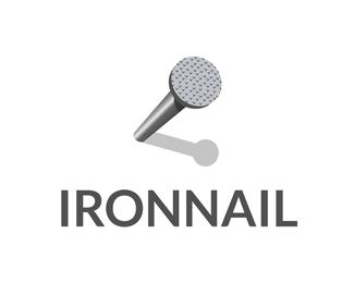 Nail clipart iron nail #12