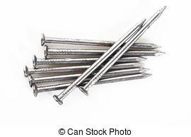Nail clipart iron nail #13