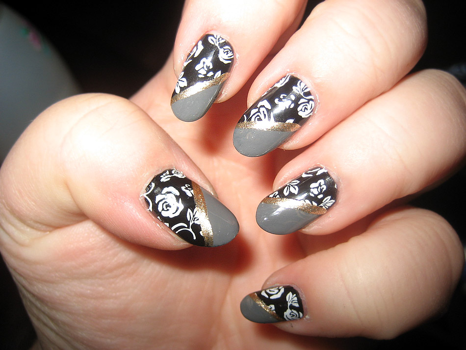 Nail clipart outline #13