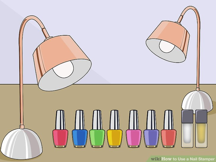 Nail clipart step on Use Pictures) Stamper (with How
