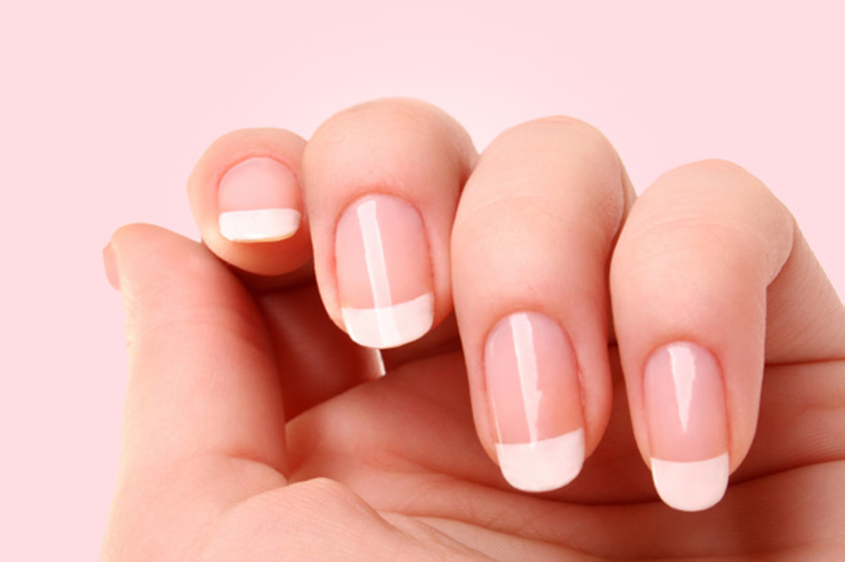 Nail clipart beautiful hand #4