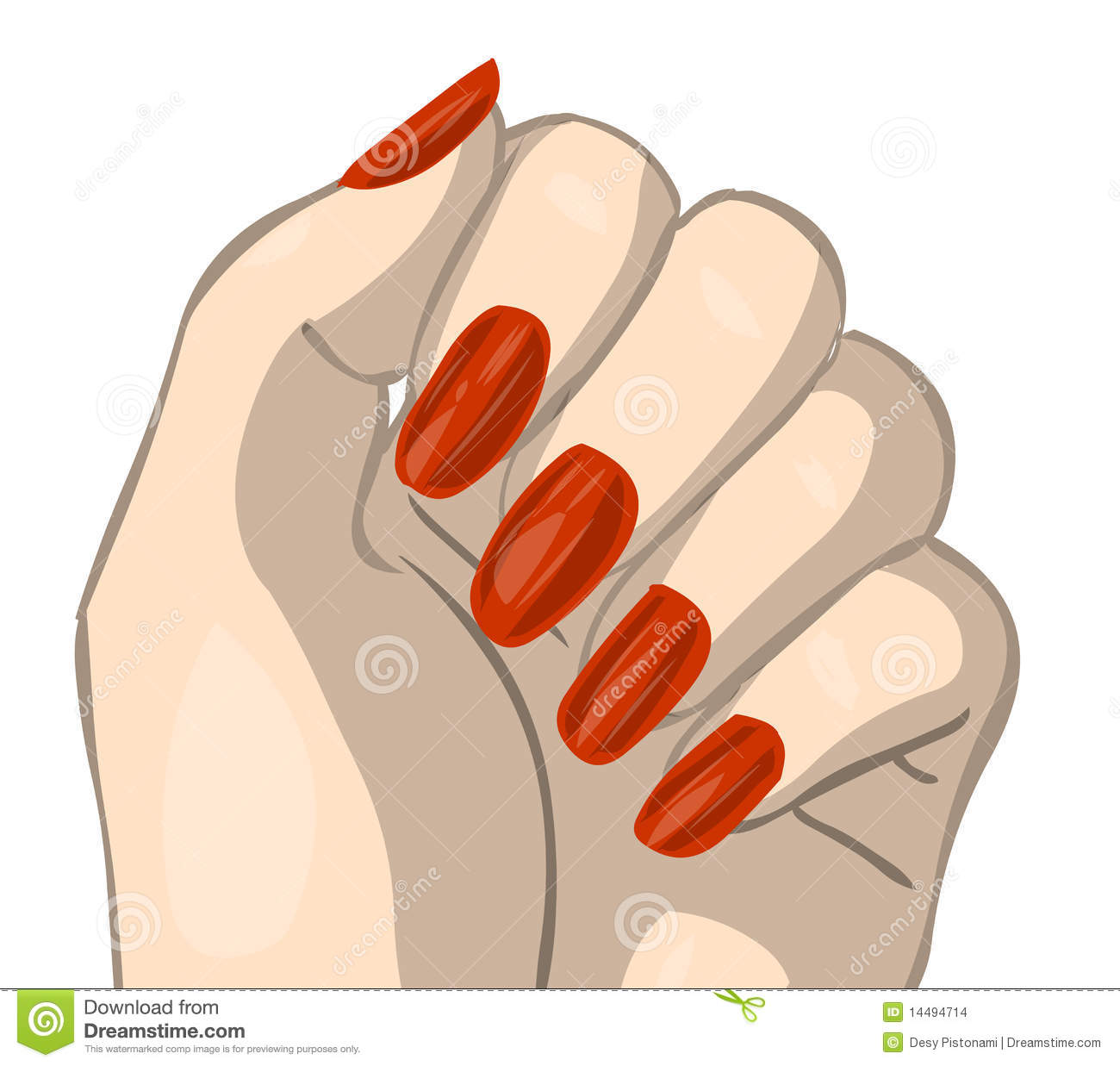 Nails clipart woman hand Clipart Nails Download Nails #3