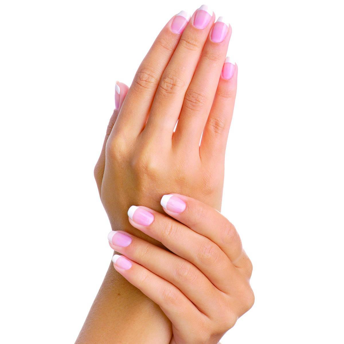 Nail clipart beautiful hand #10