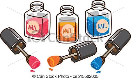 Nails clipart cartoon Cartoon cartoon Vector  of