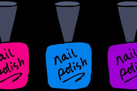 Nails clipart cartoon Nail Salon Art salon Nail