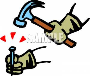 Nails clipart hammer Clipart Panda Clip Images And