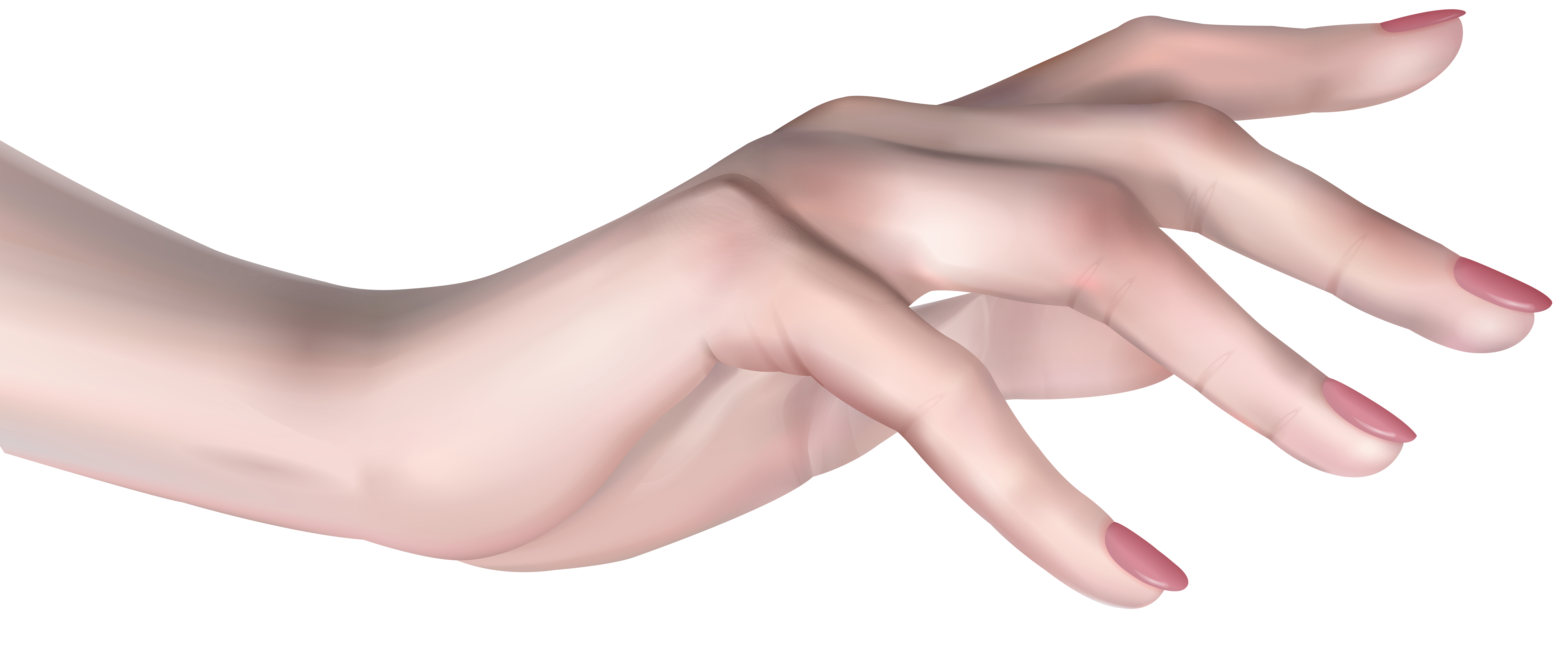 Nail clipart female hand Image High View Art PNG