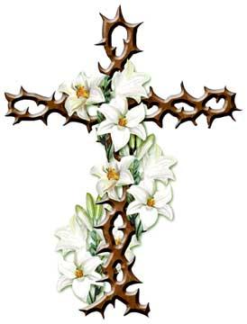 Nails clipart lent Easter Cross Art Cross EASTER