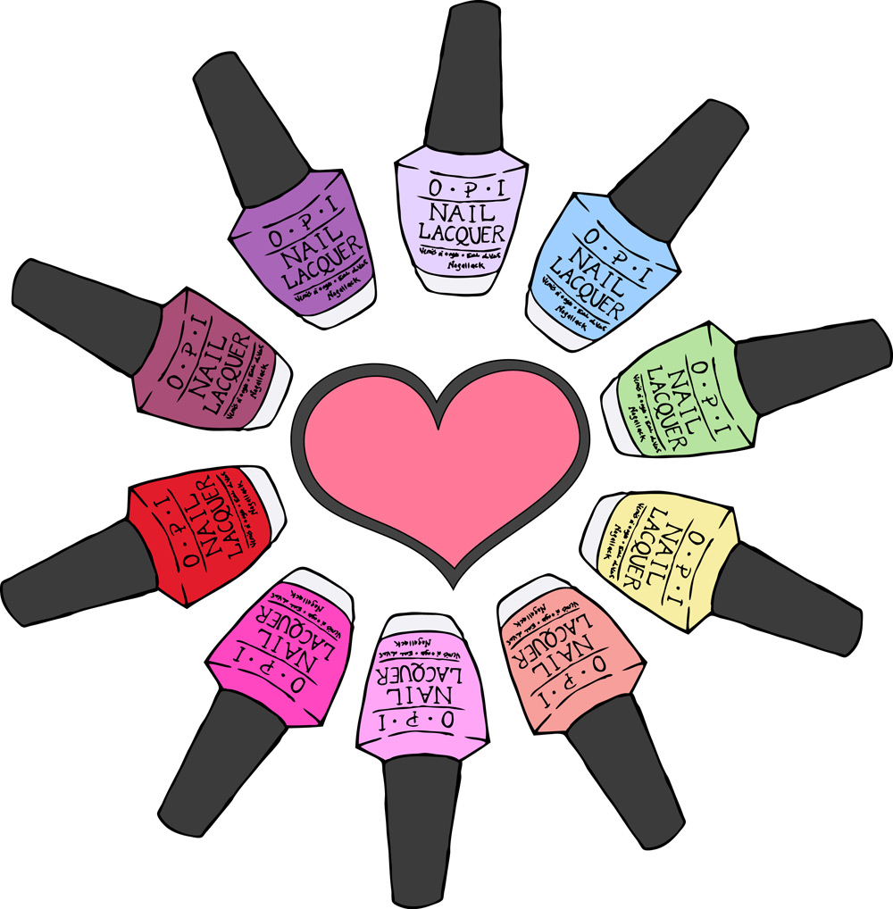 Painting clipart fingernail To Polish Ode to A