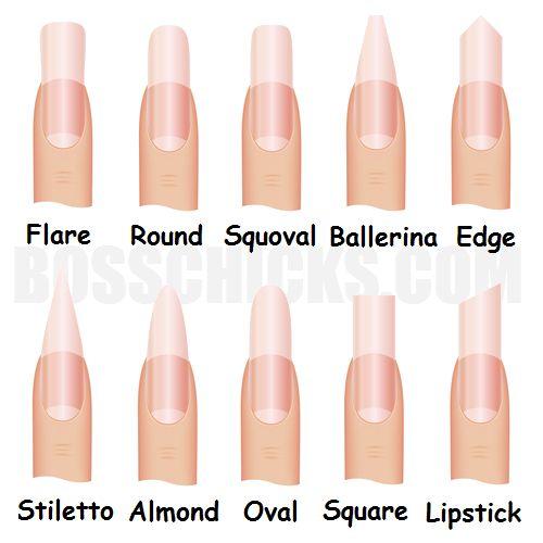Nails clipart nail care Coffin) I ballerina ideas (also