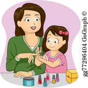 Nails clipart nail cutting Nails GoGraph and Illustration Smell;