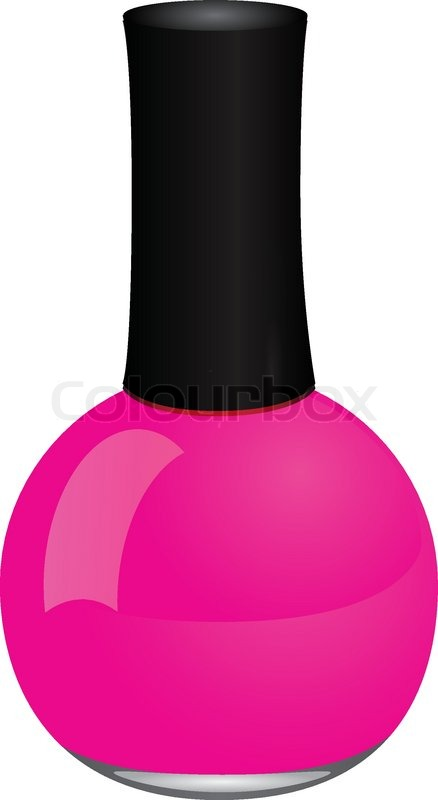 Nail clipart nail paint Images Polish Vector Nail Polish