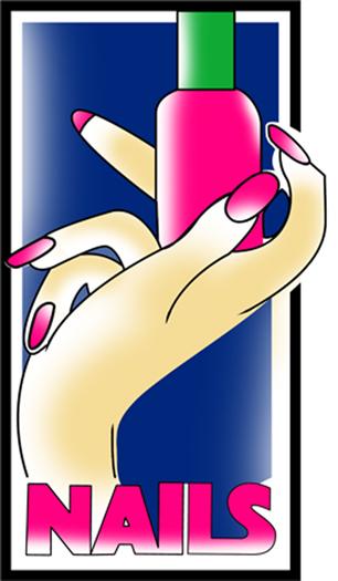 Building clipart nail salon ClipartFan Salon Fingernail Images Salon