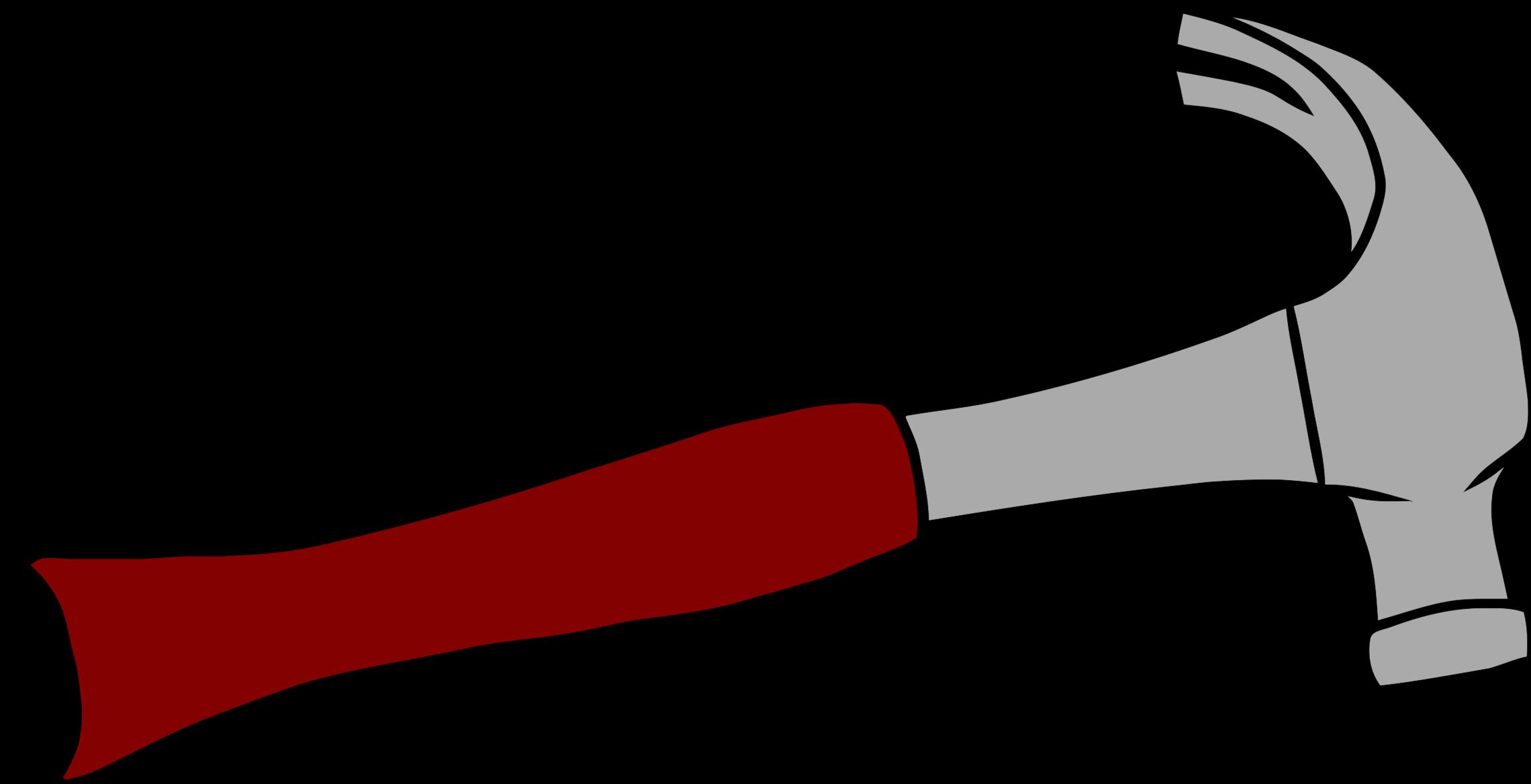 Clipart Hammer — (3494) Clipart
