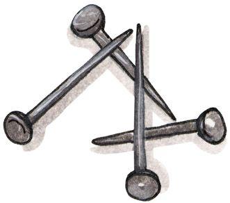 Nails clipart scrap metal 1818 nails clip best images